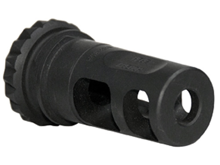 Advanced Armament Co (AAC) Blackout Muzzle Brake 18-Tooth Spring Suppressor Mount 7.62m...