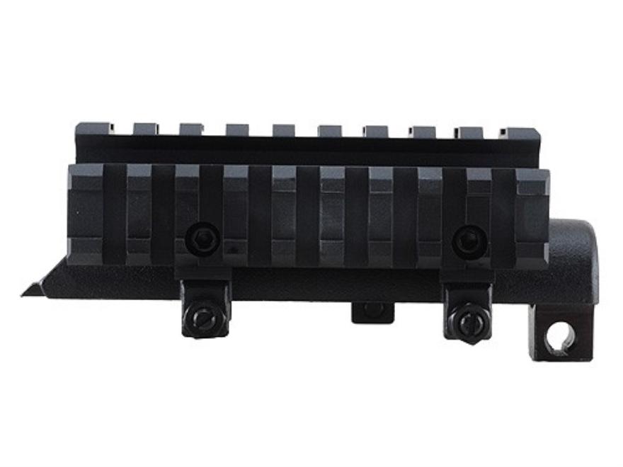 Leapers UTG Picatinny-Style Tri-Rail Mount SKS Matte