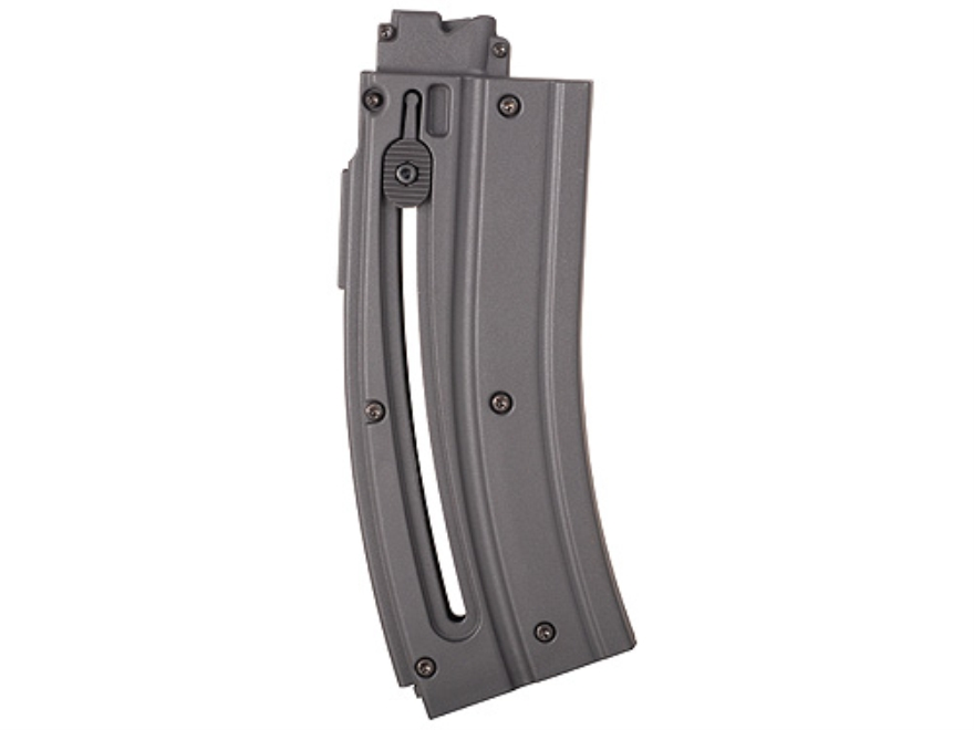 Colt Magazine Colt AR-15 22 Tactical Rimfire 22 Long Rifle 20-Round Polymer Black