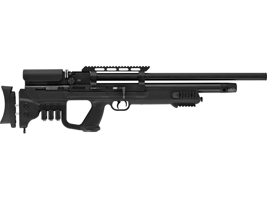 Hatsan Gladius PCP Air Rifle  Black Synthetic Stock
