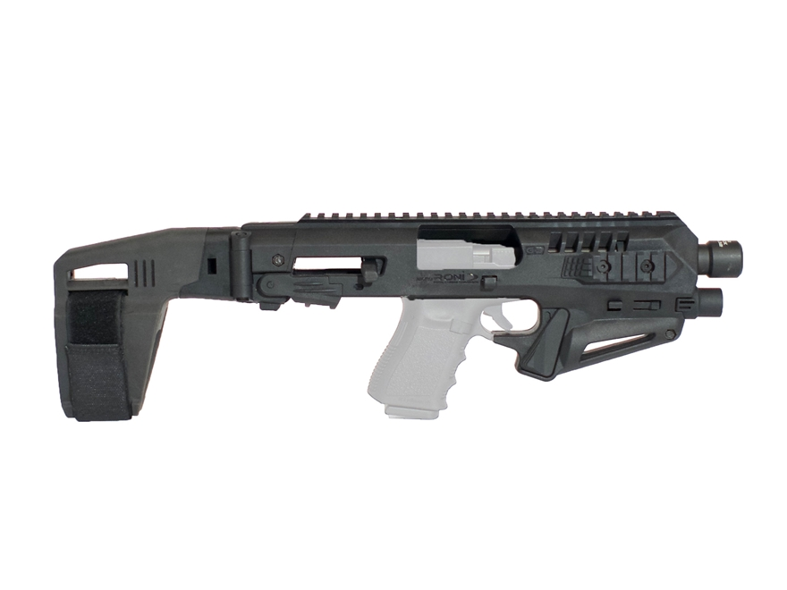 Command Arms Micro Roni with Stabilizer Polymer