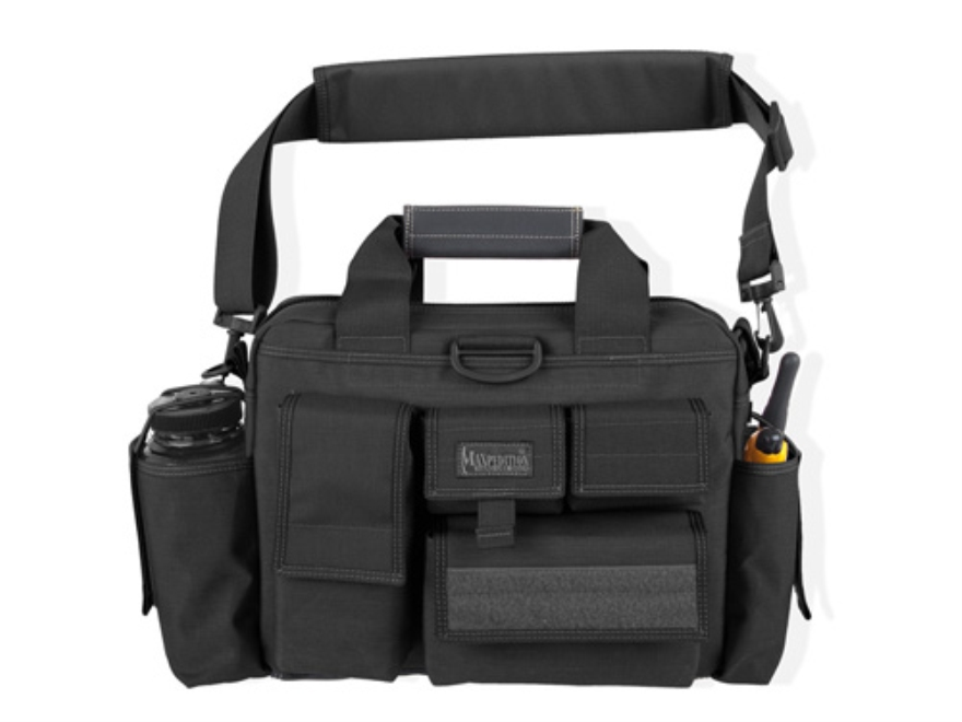 Maxpedition Last Resort Tactical Attache' Nylon Black