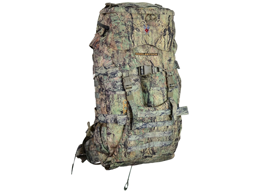 Eberlestock JP9 Blue Widow Backpack NT-7 Hide-Open Western Slope Camo