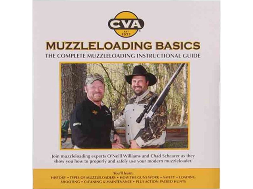 "CVA Video ""Black Powder 101"" DVD"
