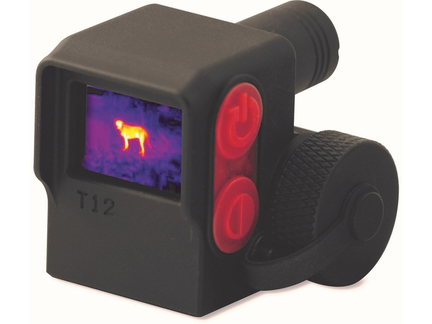 Torrey Pines Logic T12-V Mini Thermal Imager Picatinny Mount Matte