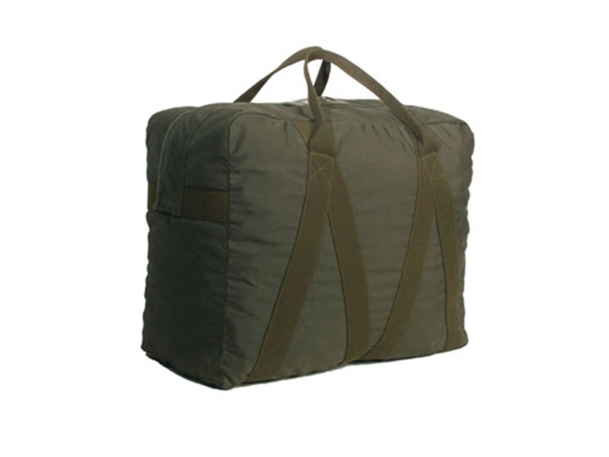 Military Surplus German Pilot Bag Olive Drab