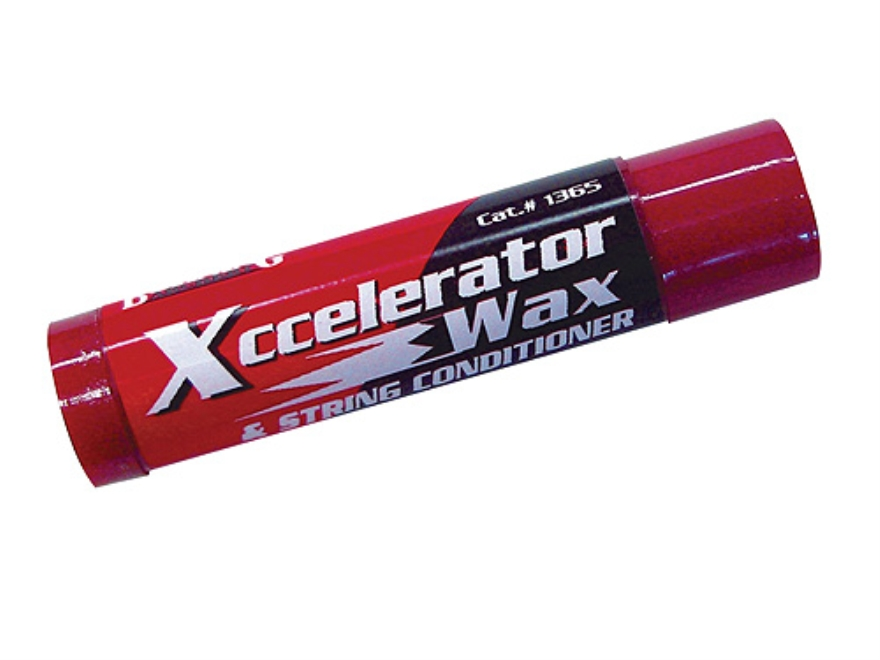 Bohning Xcellerator Bow String Wax  4 Gram Tube