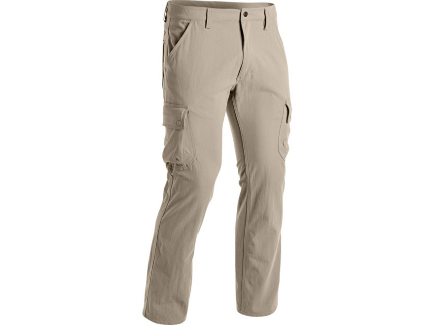 Under Armour Men's Grit Cargo Pants Nylon Branch 38 Waist 32 Inseam