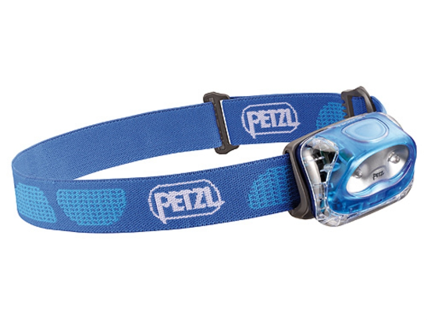 Petzl Tikkina 2 Headlamp 2 White LEDs with Batteries (3 AAA Alkaline) Polymer
