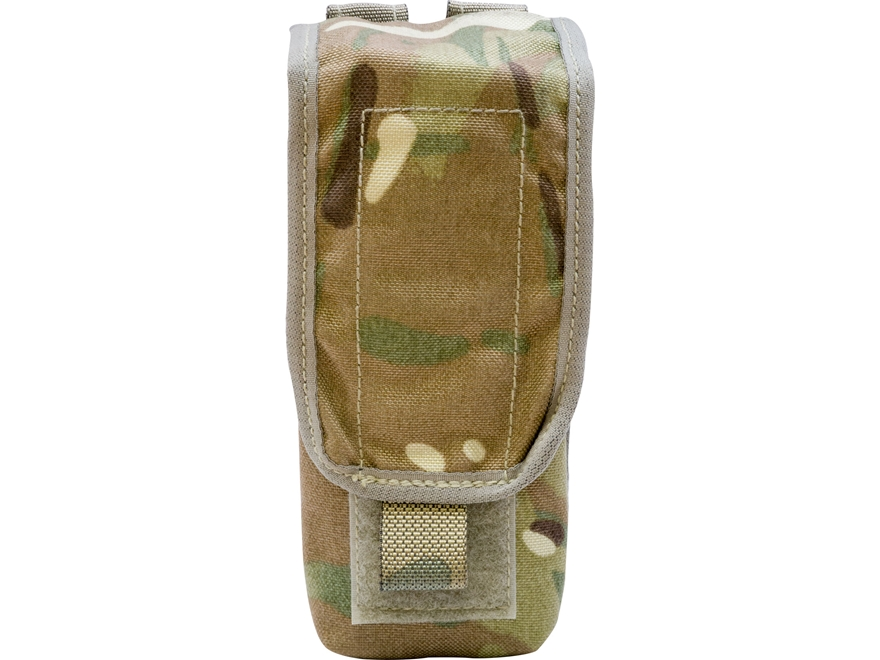 Military Surplus British Double Magazine Pouch Grade 2 MTP Camo