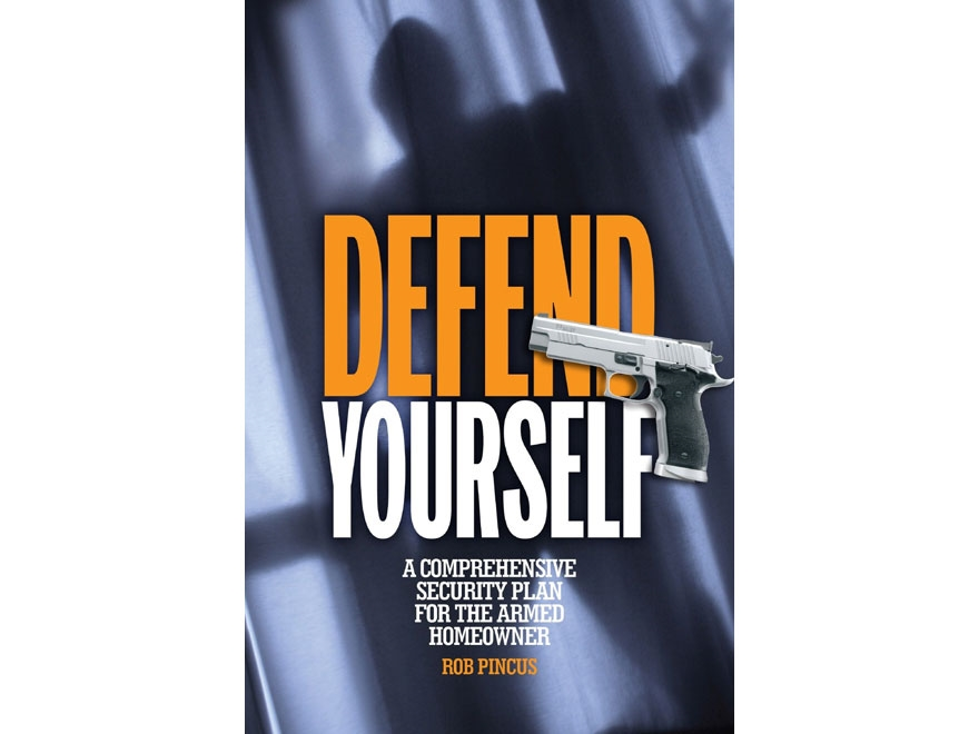 """""""Defend Yourself"""" Book by Rob Pincus"""