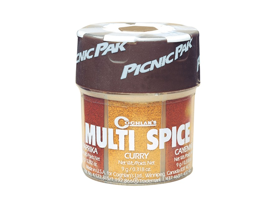 Coghlans Multi-Spice Food Seasoning Combo