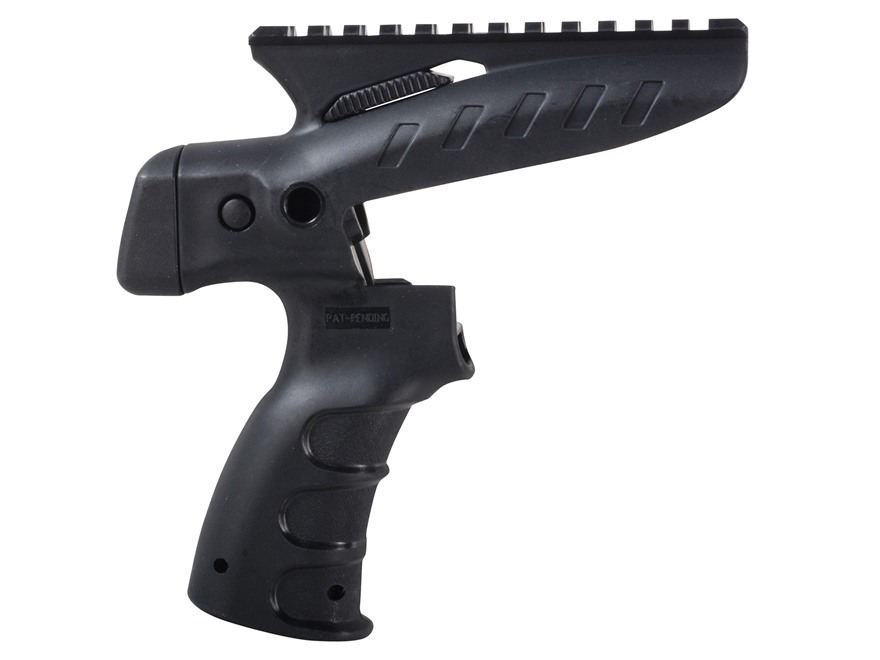 Command Arms Rear Pistol Grip Integral Picatinny Optic - MPN: MGP500