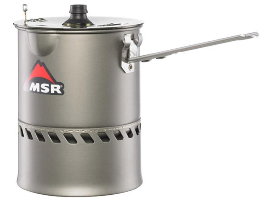 MSR Reactor 1.0L Camp Stove Pot Aluminum