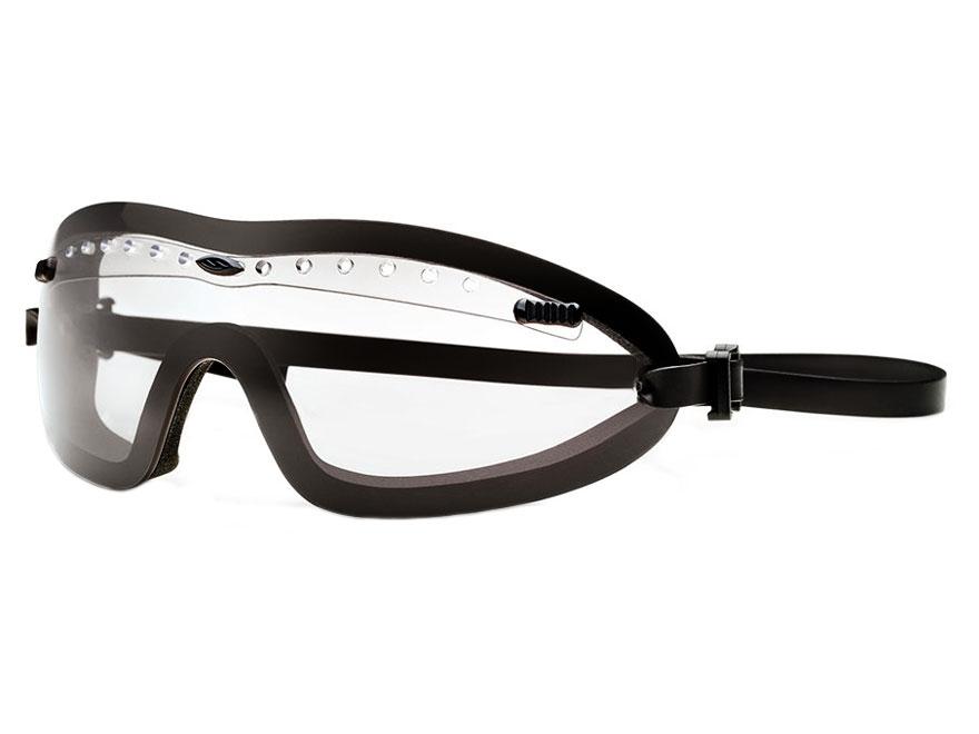 Smith Optics Elite Boogie Regulator Goggles Black Silicone Strap