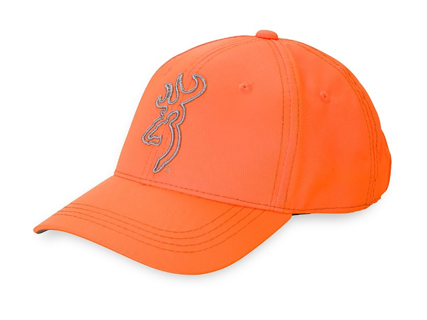 Browning Hi-Viz Cap Polyester Blaze Orange