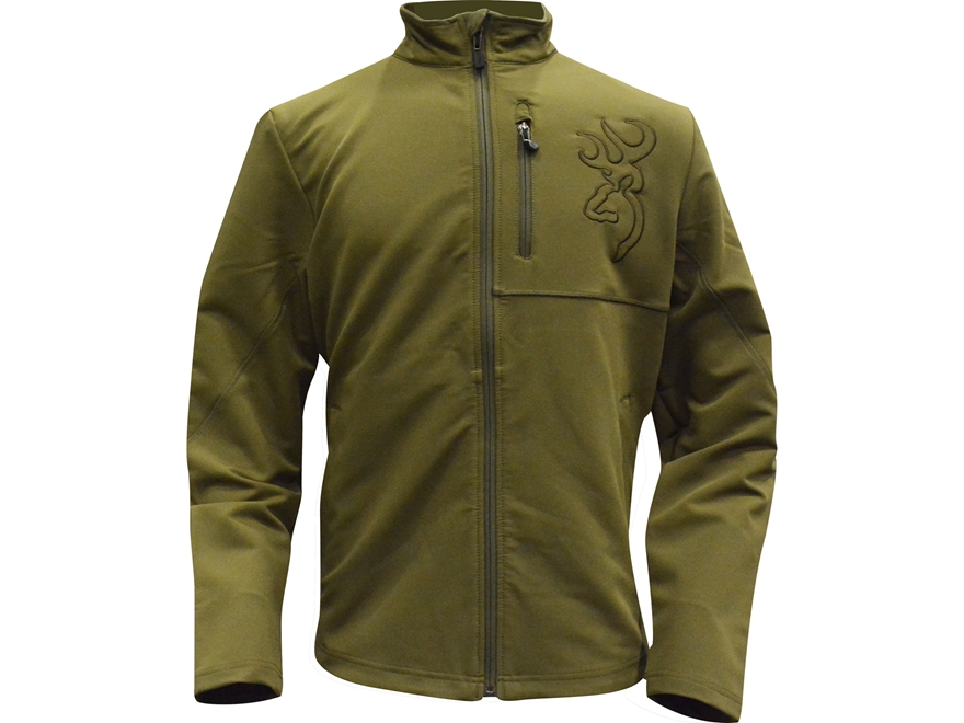 Browning Men's Hell's Canyon Mercury Scent Control Jacket Polyester