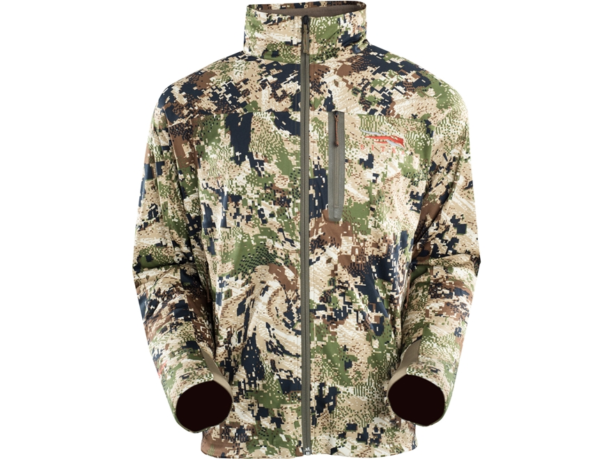 Sitka Gear Men's Windproof Mountain Jacket Nylon