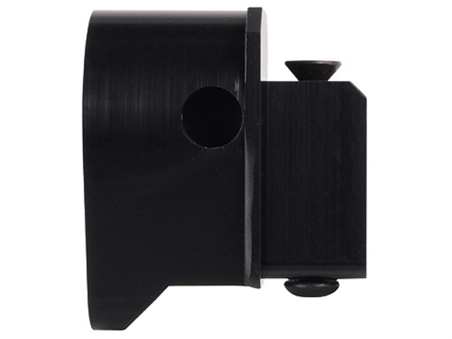 R&R Targets AR-15 Stock Adapter Saiga 12 Gauge Steel Black