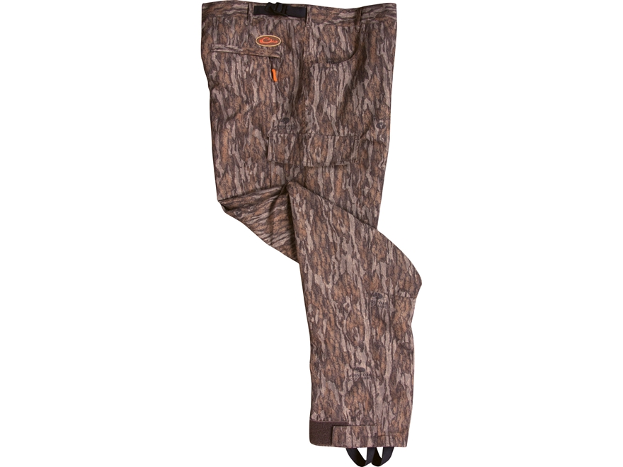 Drake Non-Typical Men's Dura-Lite Scent Control Pants Polyester