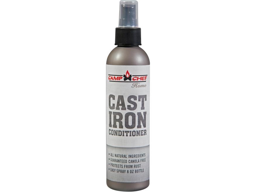Camp Chef Premium Cast Iron Conditioner 8 oz