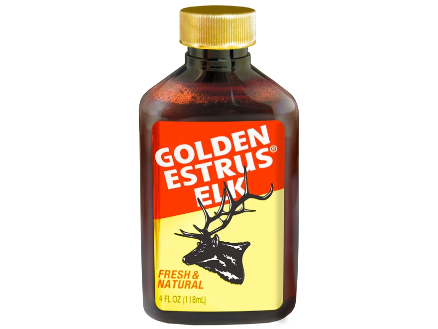 Wildlife Research Golden Estrus Elk Scent Liquid