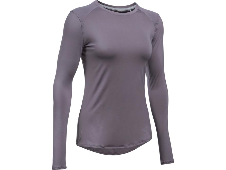 Under Armour Women's UA Sunblock T-Shirt Long Sleeve Polyester