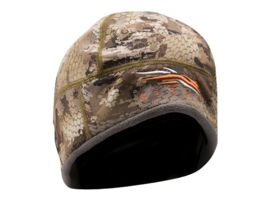 Sitka Gear Dakota Beanie Polyester Gore Optifade Waterfowl Camo