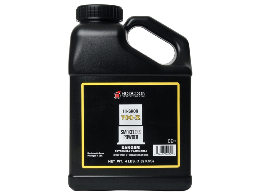 Hodgdon Hi-Skor 700-X Smokeless Powder
