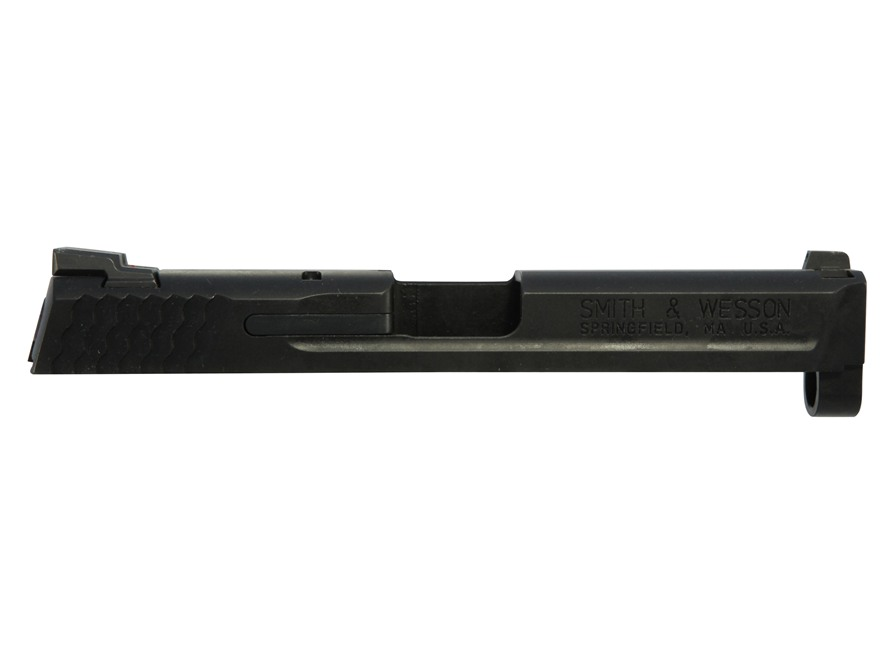 Smith & Wesson Slide Assembly with White Dot Sights S&W M&P 357 Sig
