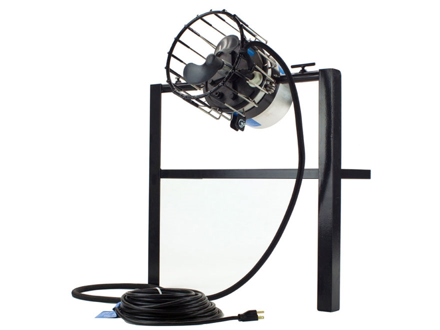 Higdon ICE Blaster 120 Volt 1/2 HP With 100' Cord and Small Frame