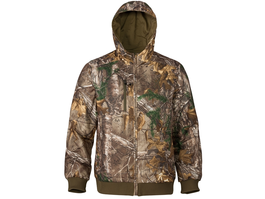 Browning Men's Hell's Canyon Contact Reversible Insulated Jacket Polyester