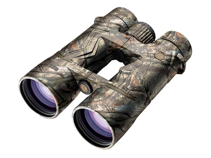 Leupold BX-3 Mojave Binocular 10x 50mm Roof Prism Armored Mossy Oak Treestand Camo