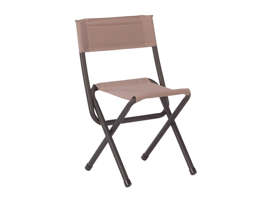 Coleman Woodsman II Camp Chair Polyester and Aluminum Tan