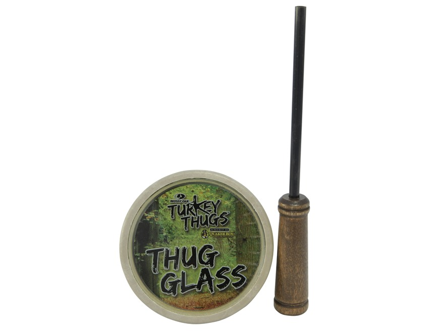 Quaker Boy Turkey Thugs Glass Turkey Call