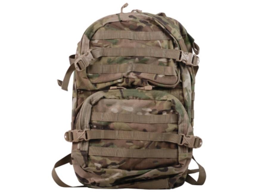 Spec.-Ops. T.H.E. Pack MOLLE Backpack Nylon