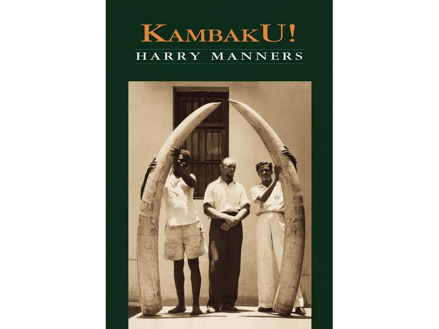 """""""Kambaku!"""" by Harry Manners"""