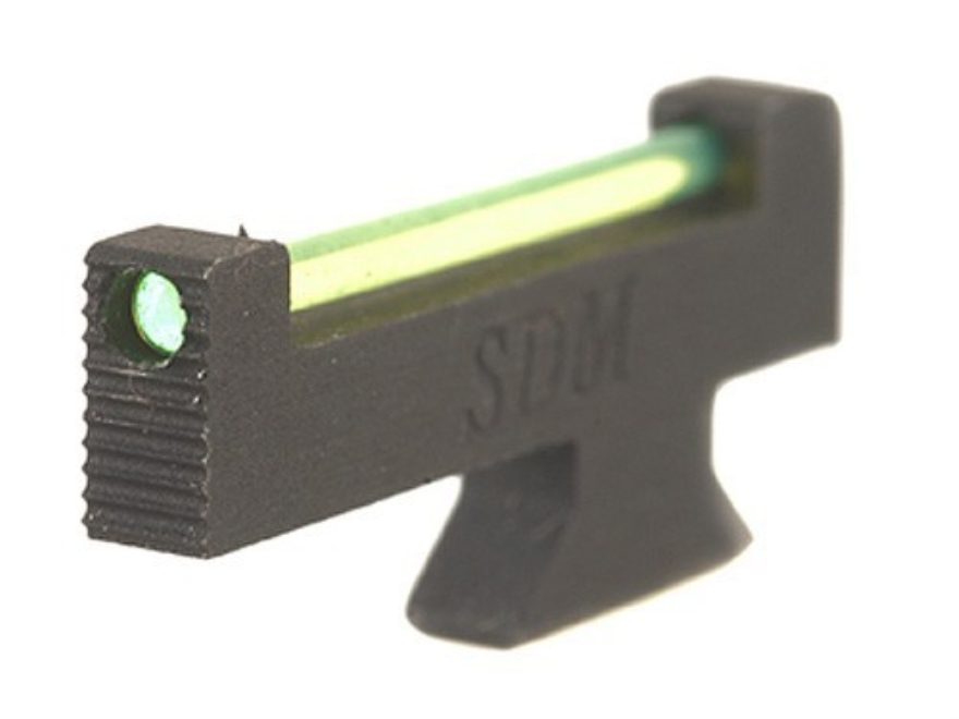 "SDM Super Sight S&W Revolvers Classic, DX .250"" Height .125"" Width .080"" Fiber Optic"