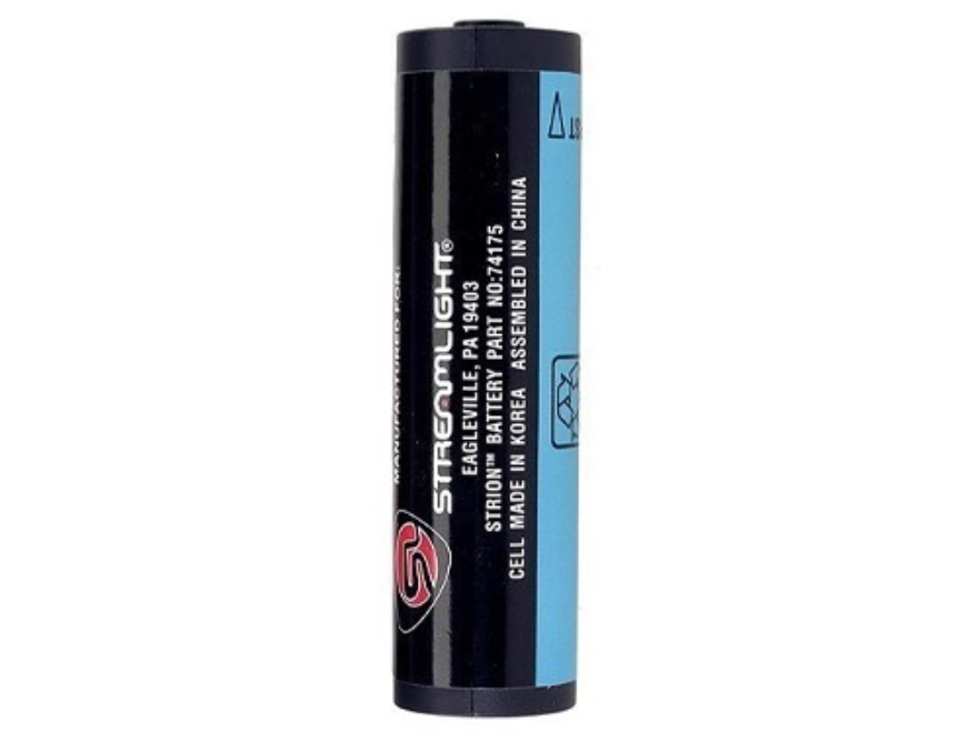 Streamlight Rechargeable Battery Strion 3.75 Volt Lithium 2000 mAH