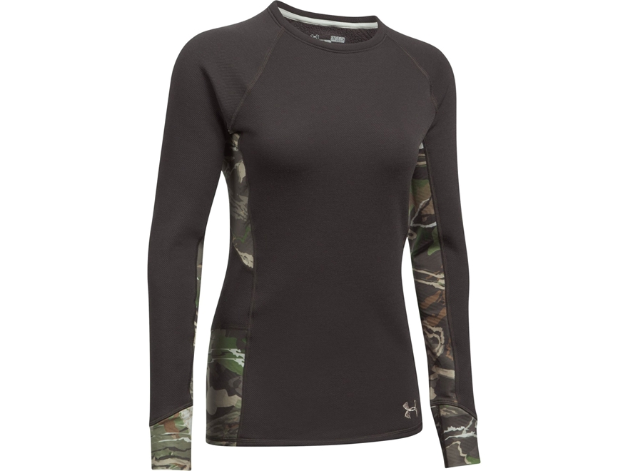 Under Armour Women's UA Extreme Base Layer Shirt Long Sleeve Polyester