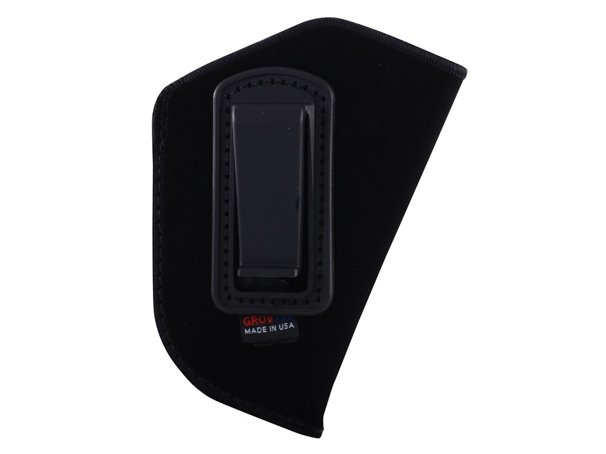 "GrovTec GT Inside the Waistband Holster Right Hand Size 36 for 2"" 5-Shot J-Frame Revolv..."