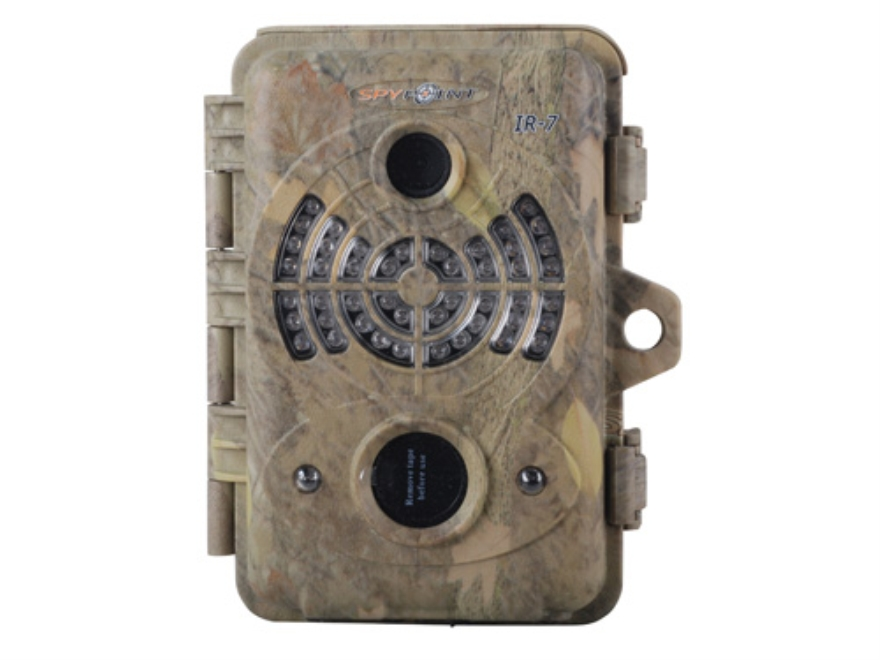 Spypoint IR-7 Infrared Game Camera 7.0 Megapixel Spypoint Dark Forest Camo