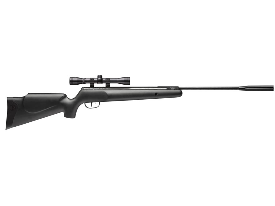 Benjamin Prowler Nitro Piston Break Barrel Air Rifle 177 Caliber Black Synthetic Stock ...