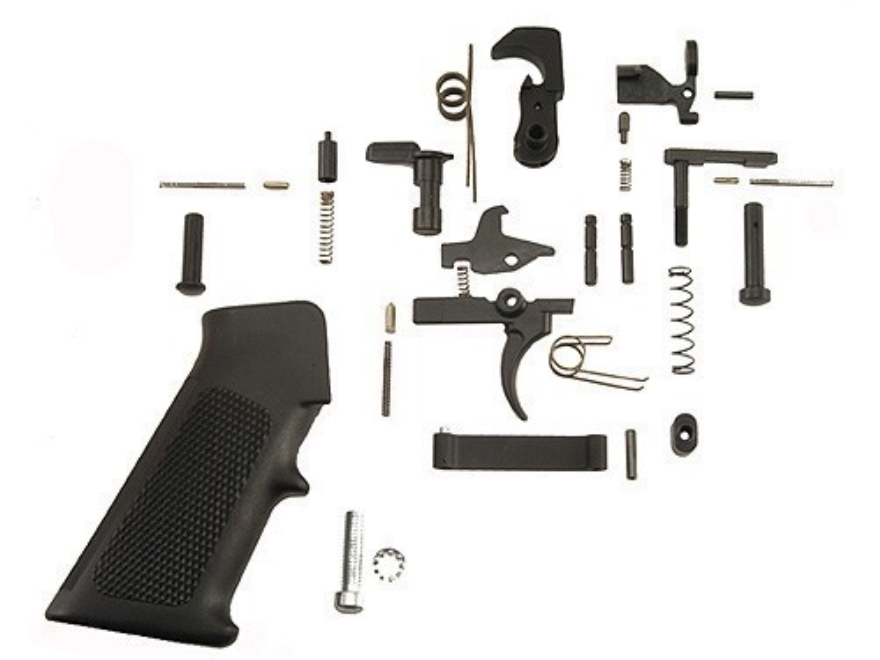 DPMS Complete Lower Receiver Parts Kit AR-15