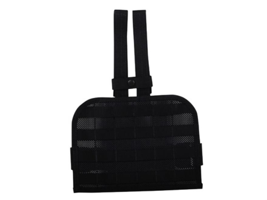 Spec.-Ops. Drop Leg Modular MOLLE Panel Nylon Black