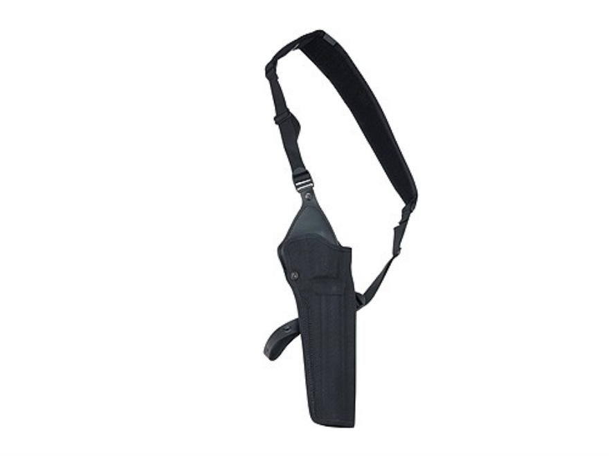 "DeSantis Black Mamba Chest Holster Right Hand S&W X-Frame 460, 500 8.375"" Barrel Nylon ..."