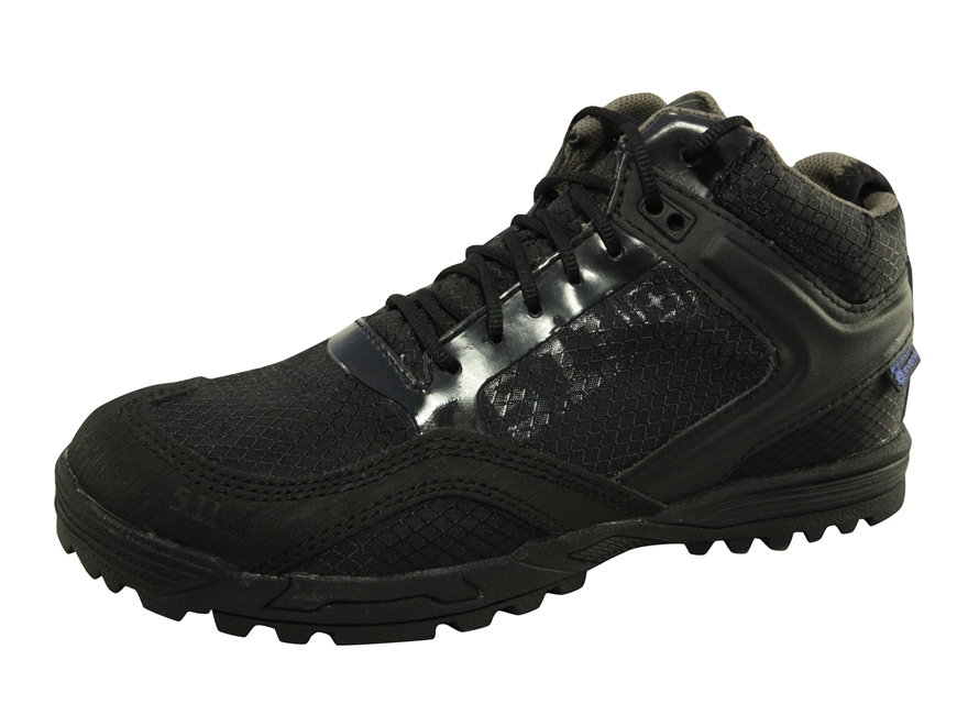 5.11 Range Master Low Uninsulated Waterproof Tactical Boots Nylon and Leather Men's