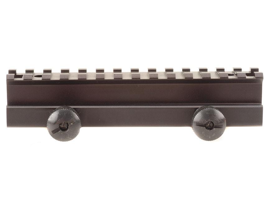 Weaver Single Rail System Scope Base AR-15 Flat-Top Matte