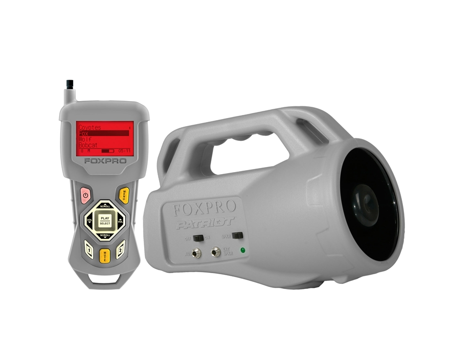 FoxPro Patriot Electronic Predator Call