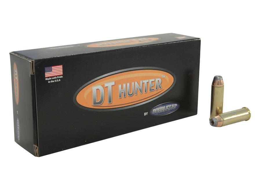 Doubletap Ammunition 41 Remington Magnum 210 Grain Nosler Jacketed Hollow Point